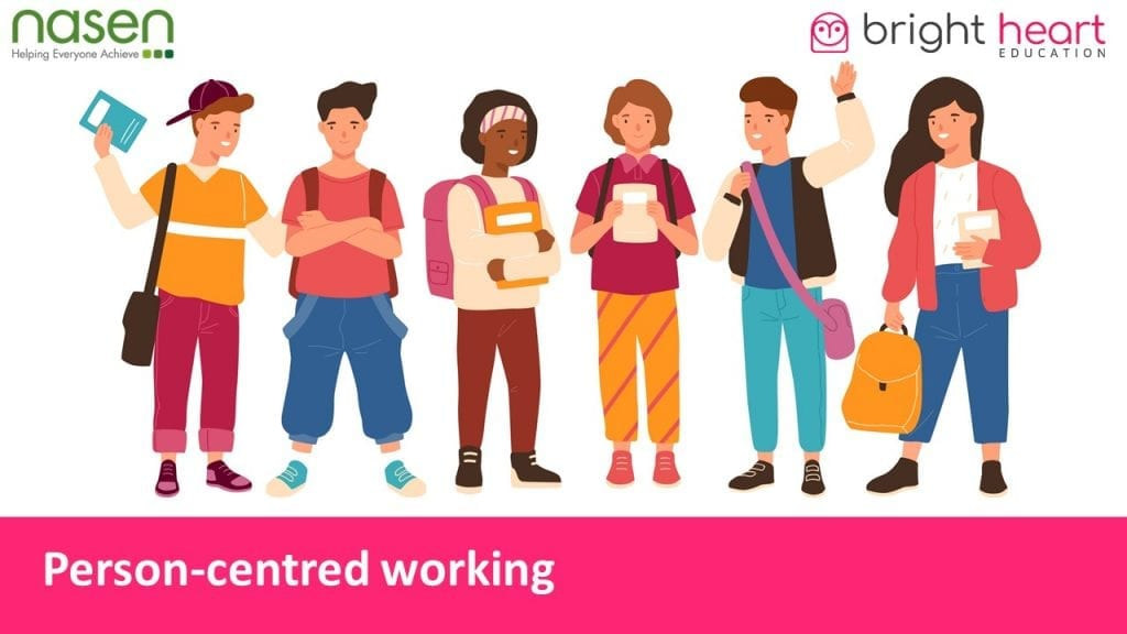 Person-centred working