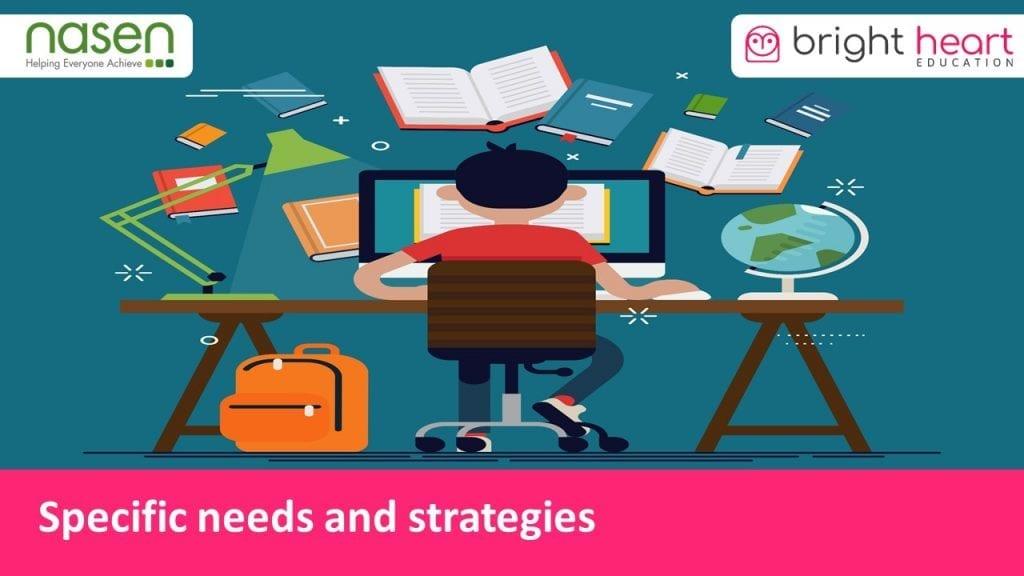 SEND tutoring strategies